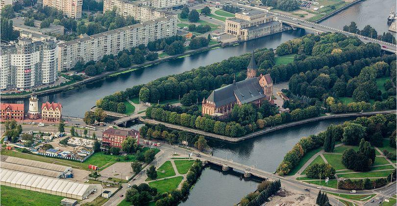 К ЧМ мира по футболу  в Калининграде отроют пять новых гостиниц