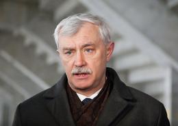 Полтавченко: Бессолевая уборка снега в Петербурге –  теперь не метафора