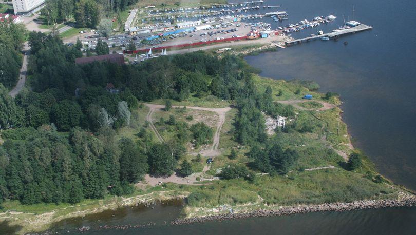 Возле Приморска построят новый перевалочный комплекс