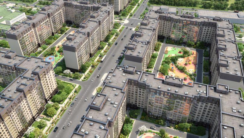 ЖК «Солнечный город»
