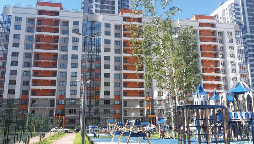 Начинается заселение в ЖК «Калина-парк 2», корпус 3