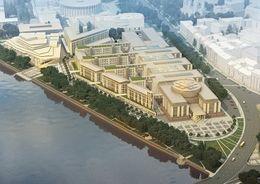 Градсовет одобрил проект Судебного квартала