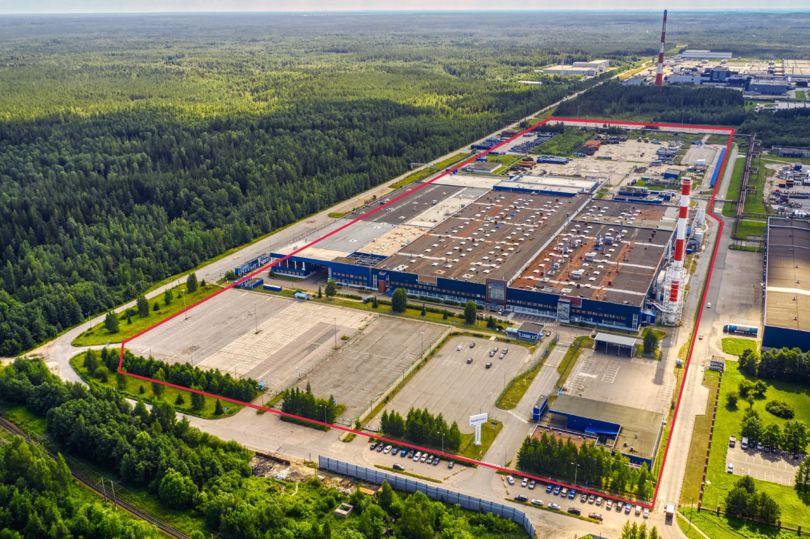 завод форд