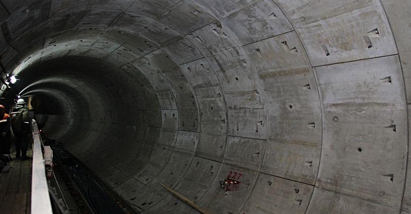 Началась проходка на Лахтинско-Правобережной линии метрополитена