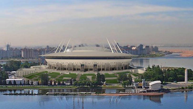 Смольный добавит на стадион 2,6 миллиарда рублей