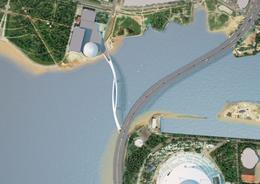 Смольный предложил подрядчикам скинуться на Яхтенный мост