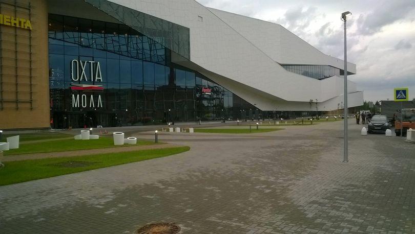 ТРЦ «Охта Молл» откроют в субботу