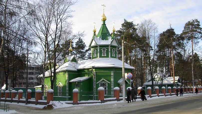 Церковь во Всеволожске