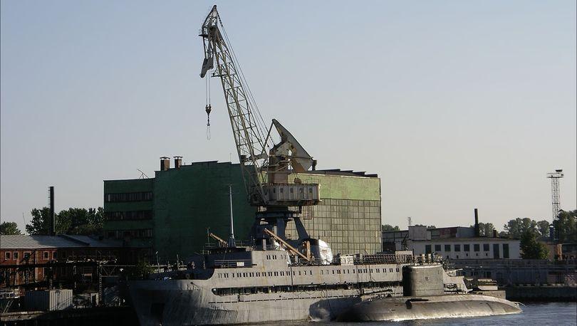 «Адмиралтейские верфи» строят цех за 1,1 млрд