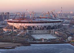 В Петербурге создадут штаб по достройке «Зенит-Арены»