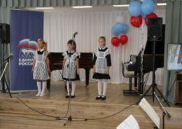 Первая отремонтированная по нацпроекту детская школа искусств открылась в Новосибирской области