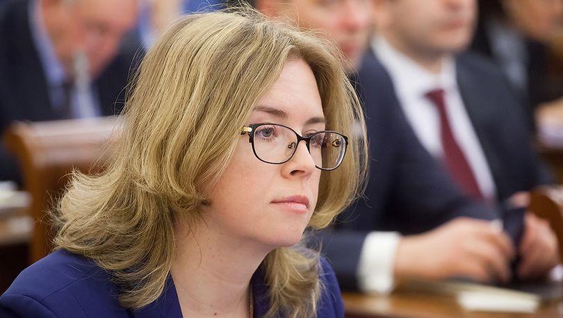 Глава КИО Юлия Лудинова ушла в отставку