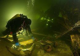 Смольный одобрил идею создания музея затонувших кораблей в Кронштадте