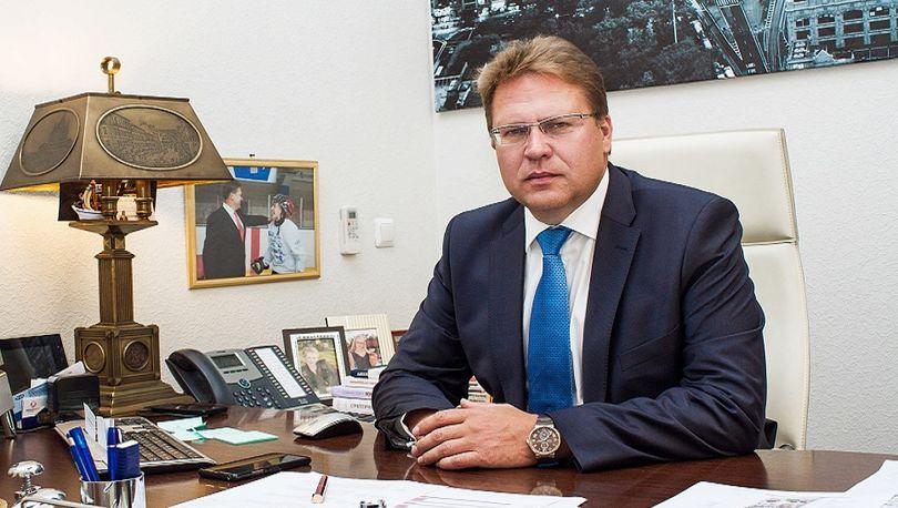 У «Главстрой-СПб» сменился генеральный директор