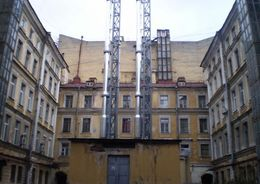 Градозащитники требуют обязать «Метрострой» отремонтировать дом на Малой Морской, 6