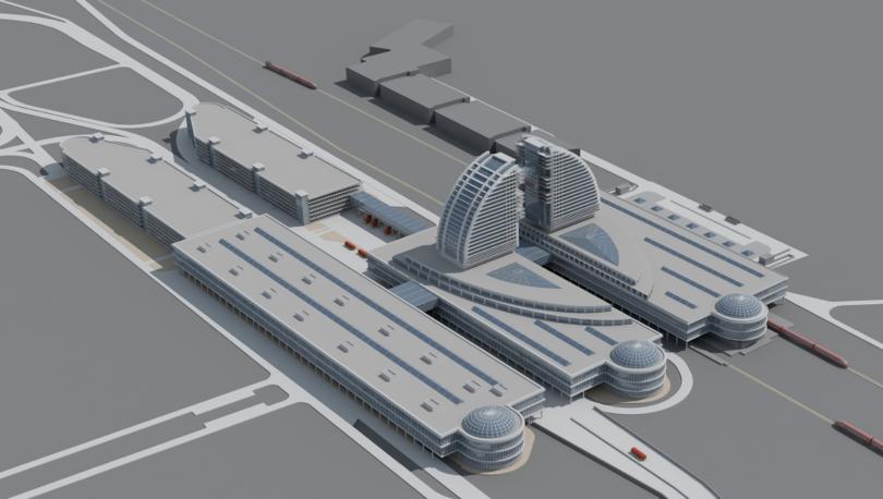 международный автовокзал