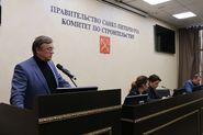 совещание по дольщикам в СмольномВ «Норманн ЛО» ввели процедуру банкротства