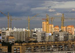 Ввод жилья в РФ в 2016 году сократится до 77 млн кв.м