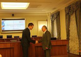 Представители строительного комплекса Петербурга получили награды