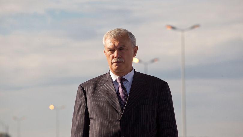 Полтавченко: Петербург занимает ведущие места в рейтингах антикризисной устойчивости