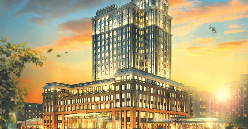 Бизнес-центр Fort Tower