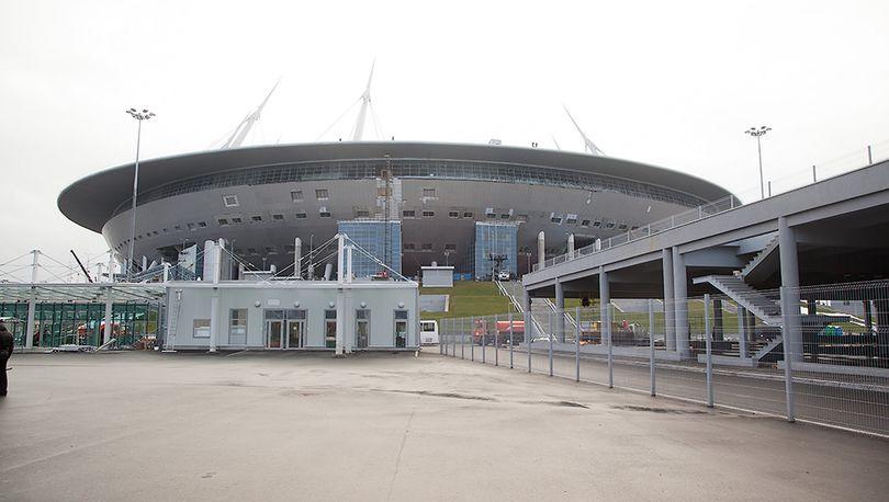 Стадион на Крестовском