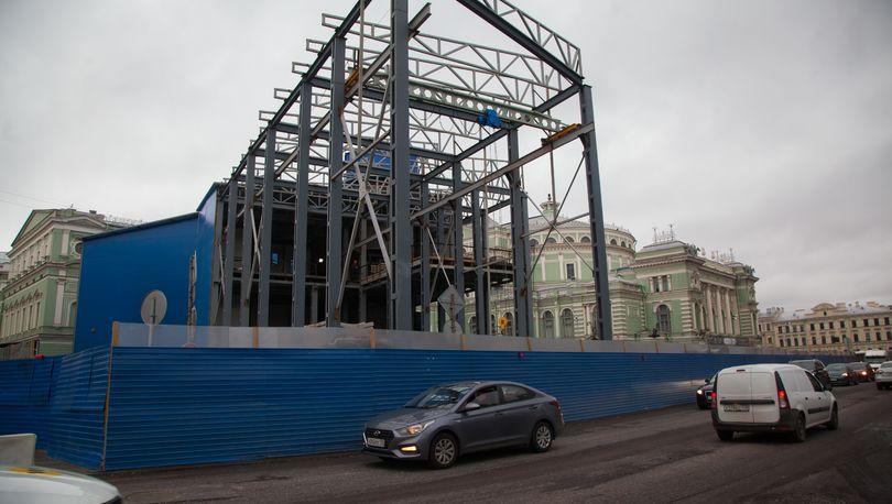 Вестибюль Театральная