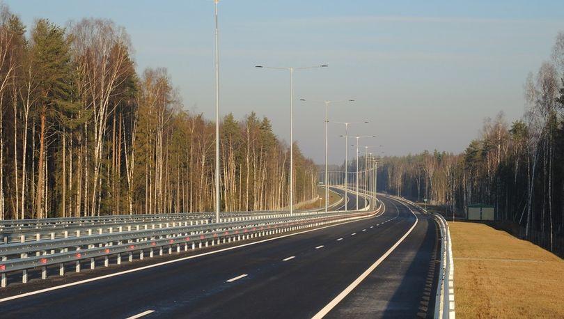 Трассу M11 откроют к ЧМ-2018