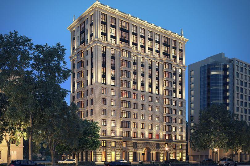 ВТБ24 аккредитовал дом премиум-класса «Победы, 5», строящийся компанией LEGENDA в Московском районе