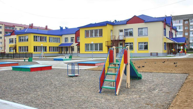 Число мест в детсадах страны увеличилось почти на 350 тыс