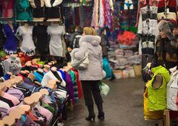 Возле «Академической» ликвидировали  30 незаконных торговых палаток