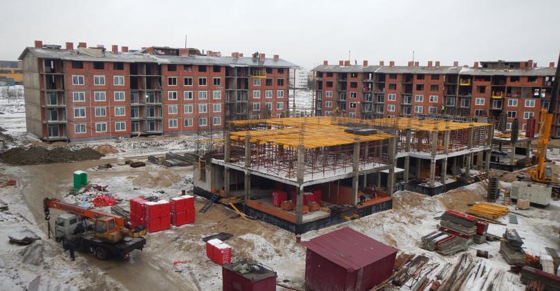 Жилой комплекс «Образцовый квартал 2»