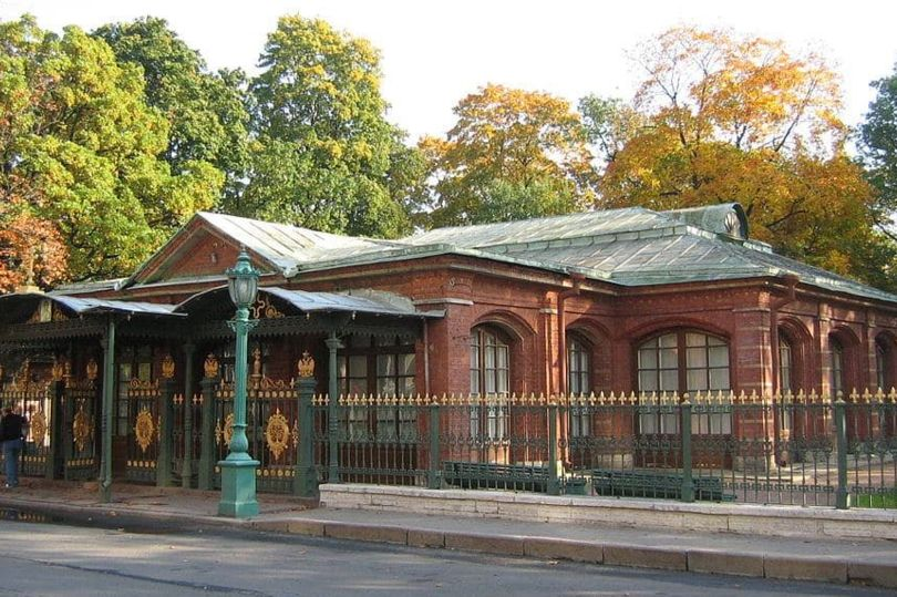 домик Петра Первого