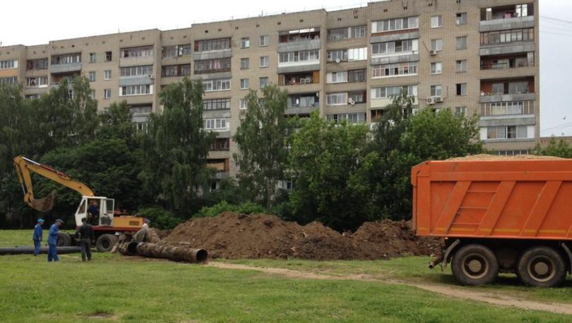 За нарушенное благоустройство «Водоканал» заплатит 57 млн