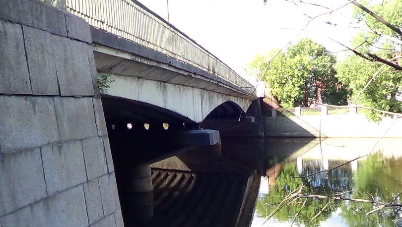 мост Шаумяна