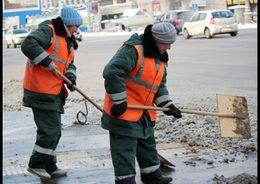 Предстоящей зимой объемы использования гранитной крошки в Петербурге увеличат в 4,5 раза