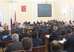 Губернатор Полтавченко подписал антикризисный план Петербурга