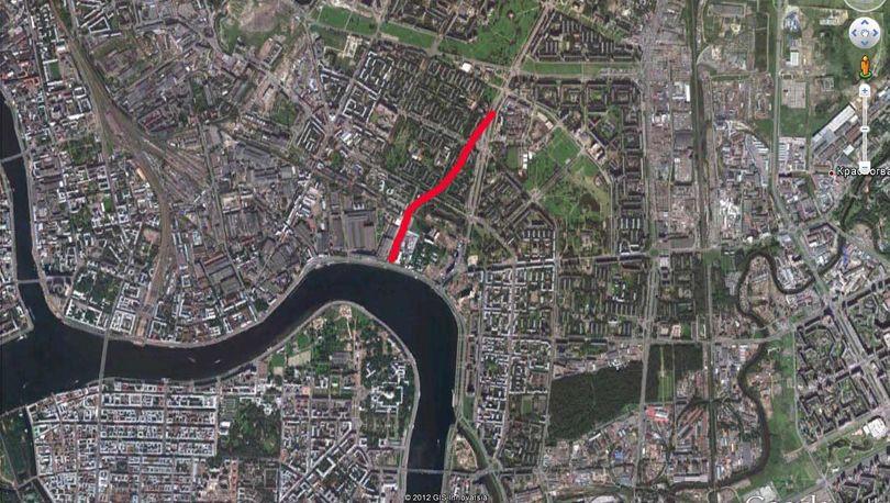 Строительство магистрали в Удельном парке под вопросом