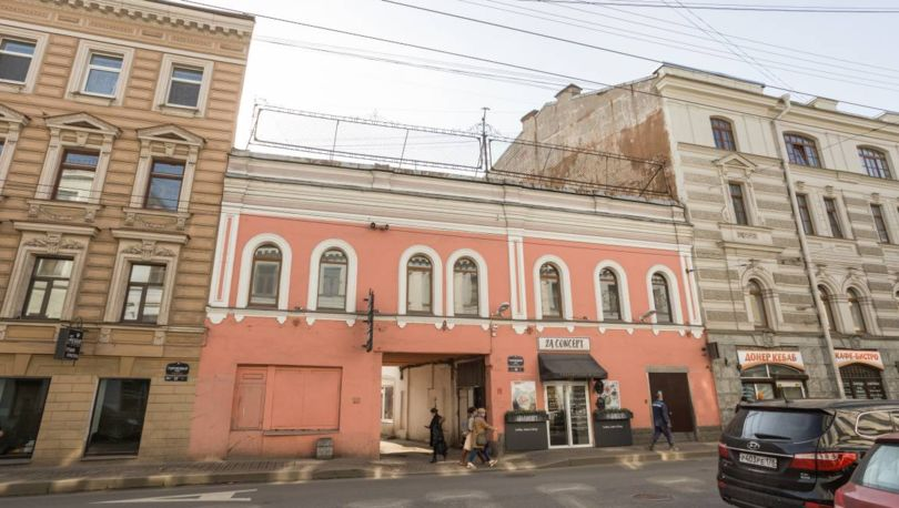 Гороховая ул., дом 49, литер Б