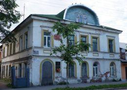 дом Виктора Черокова