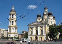 В Санкт-Петербурге отреставрируют колокольню Владимирской церкви