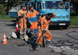 В 2017 году на ремонт петербургских дорог направят 10 млрд рублей