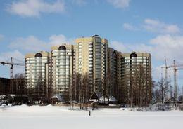 39% проданных в 2015 г квартир пришлось на пригородную зону Ленобласти