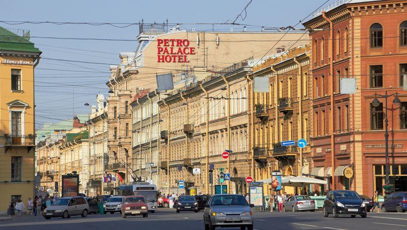 В Петербурге откроется новый БЦ