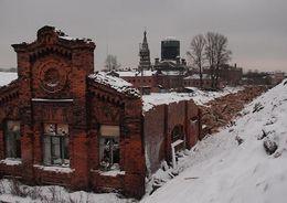 Госстройнадзор опроверг сообщения о сносе исторических зданий на территории Варшавского вокзала