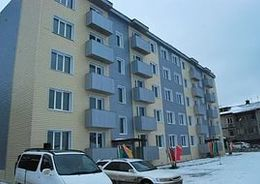 Врио главы Коми проинспектировал строительство дома для переселения из аварийного жилья
