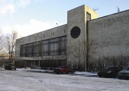 «Алмаз-Антей» реконструирует дворец спорта