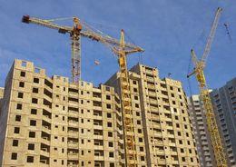 Росстат: Объем ввода жилья сократился