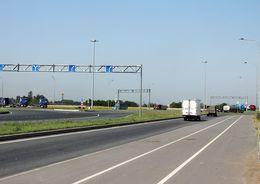 В развязку скоростной трассы М-11 на Софийской вложат 160 млн