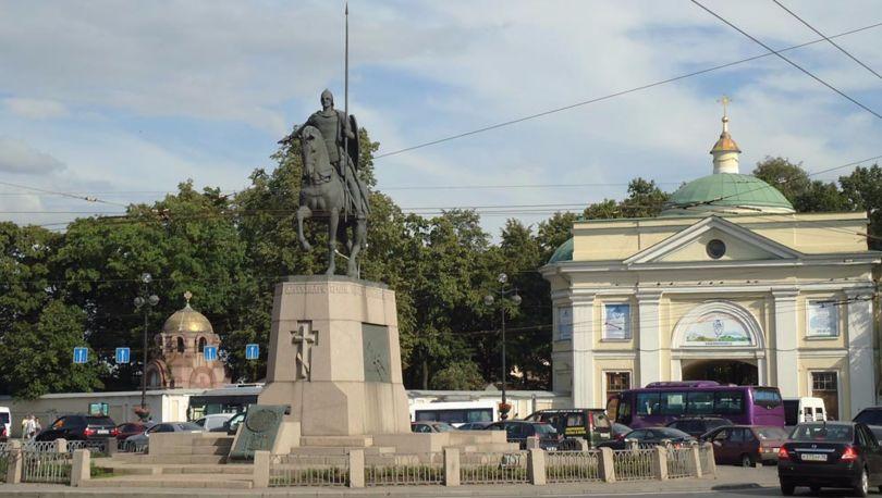 площадь невского